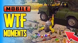 PUBG Mobile FUNNY And WTF Moments #3