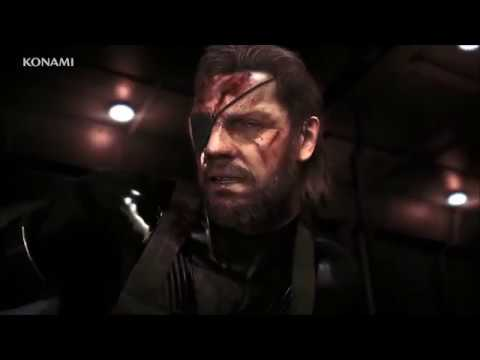 Metal Gear Solid V - Harry Gregson-Williams Main Theme