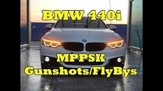 2017 BMW 440i Gran Coupe F36 MPPSK dyno Power run - Самые