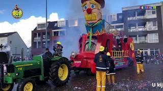 Carnavalsoptocht Turfstekerslaand 2018 - Carnaval TV