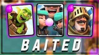 Clash Royale - BEST BAIT! OP Prince Deck - dooclip.me