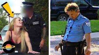 10 najgłupszych policjantów na świecie