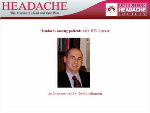 Video Headache among patients with HIV disease: Prevalence, characteristics, and associations