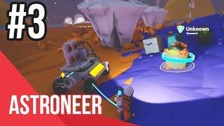 ASTRONEER - Phần 3: Gặp được mỏ Reseach ngon vãi chưởng