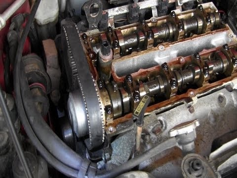 Timing Belt Replacement Zx2 Ford Escort