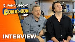 Comic Con 2016 | Fandango Interview (23.07.16)