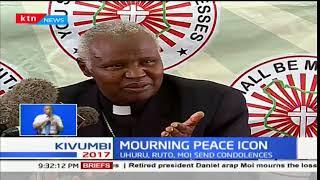 Remembering Kenya's charismatic peace advocate Bishop Cornelius Korir