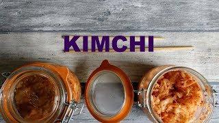 Le kimchi: le chou fermenté coréen