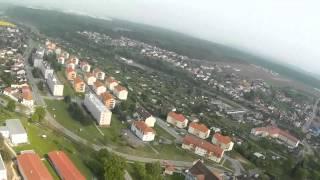 preview picture of video 'Nad západním okrajem Vejprnic za asistence FPV'