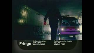"Fringe 1x03 ""The Ghost Network"" Promo"