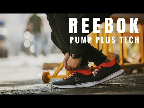 Reebok Pump Plus Tech – Unboxing and On Feet Review