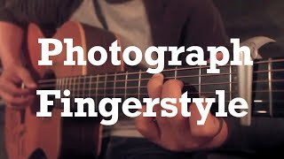 Photograph - Ed Sheeran Fingerstyle Guitar Cover by Toeyguitaree (Tab)
