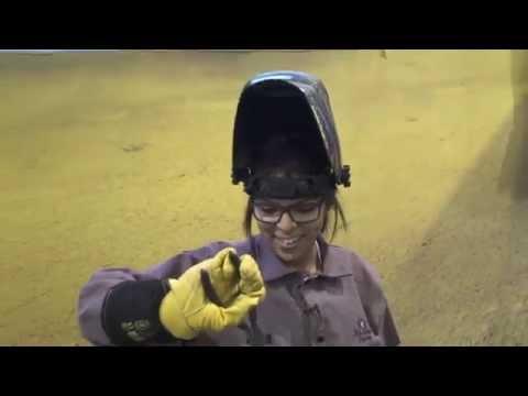"REBEL TRUTH : ""These welders are no joke."" - Dani Hopkins"
