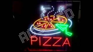 Led Pizza Tabelası
