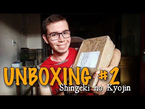 UNBOXING #2 - Shingeki no Kyojin