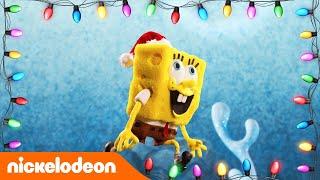 Новогодний Губка Боб | Nickelodeon Россия