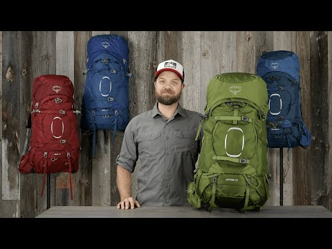 Osprey Packs | Aether™/Ariel | Product Tour