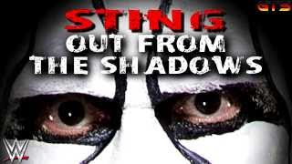 """2015: Sting - WWE Theme Song - """"Out From the Shadows"""" [Download]"""