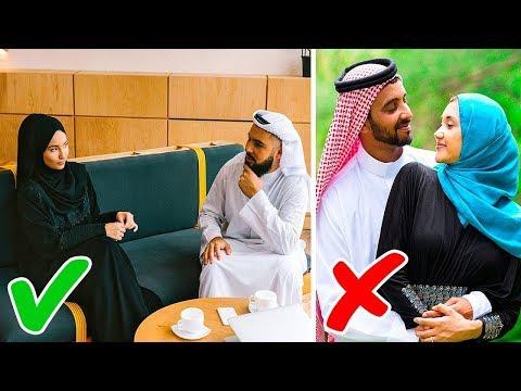 11 Запретов Для Женщин Саудовской Аравии, в Которые Сложно Поверить