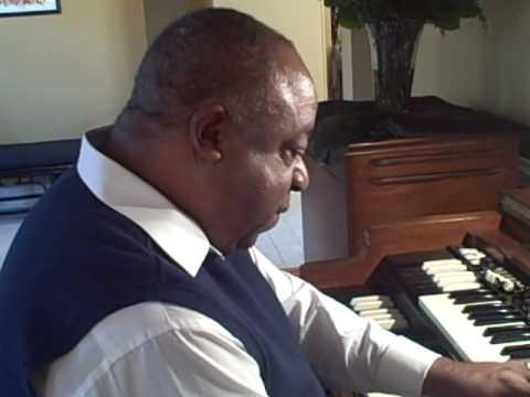 Encourage Yourself - Bill Ward on Hammond Organ