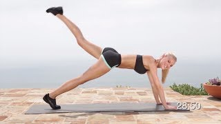 36-Min Total Body Workout- Tone Up & Boost Metabolism / Fat Blasting Workout by GymRa