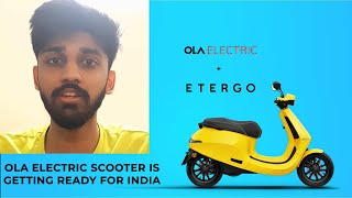 Ola Electric Scooter is getting ready for India | App Scooter Ola Electric| ENGLISH | TECHBYTES