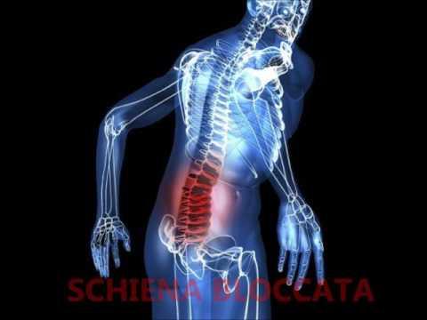 Esercizi a sinistra parte s grudopoyasnichny scoliosis di video