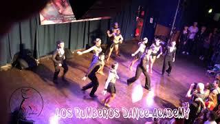 Los Rumberos Dance Academy @ El Grande 19/10/8