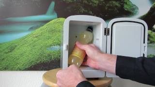 Verbraucherforum Giesen berichtet über Minikühlschrank Taverna