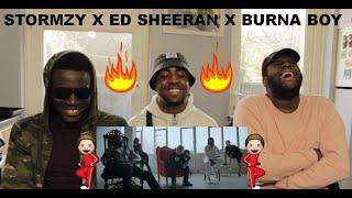 STORMZY   OWN IT (feat. ED SHEERAN & BURNA BOY)   REACTION