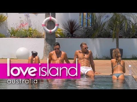 Mac is still fuming that Millie is with Mark | Love Island Australia 2018