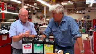 Waterless Engine Coolant - Jay Leno's Garage