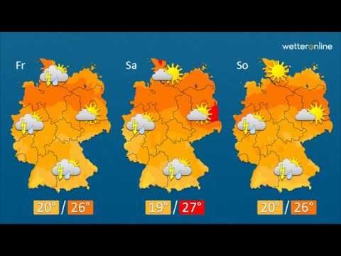 wetteronline.de: Gewitterluft schwappt zurück (31.05.2016)