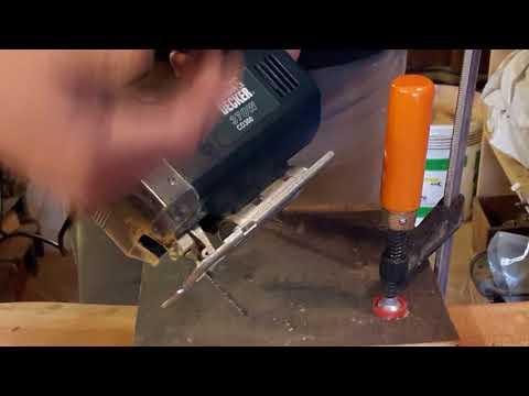 Come utilizzare il seghetto alternativo per legno