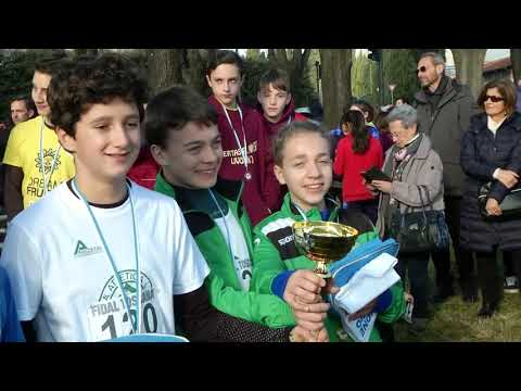 Preview video Campionati regionali staffette di cross 2019