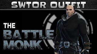 Vulkks *cough* Legendary SWTOR Battle Monk Black Outfit 👘