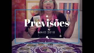 Previsões do Tarô para Maio de 2018