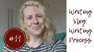 Writing Vlog #11: Writing Process