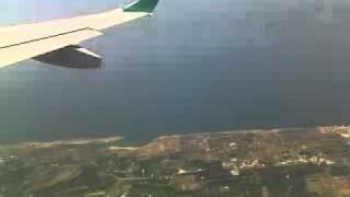 preview picture of video 'الاقلاع من مطار اللاذقية الدولي في اللاذقية'