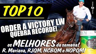 ORDER A VICTORY QUEBRA RECORDE NOS 3 TAMBORES!