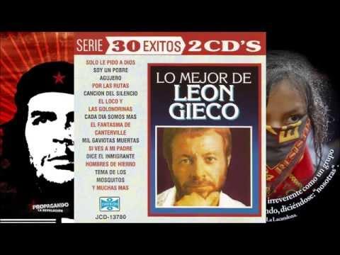 León Gieco Lo Mejor de León Gieco 2000 Disco completo