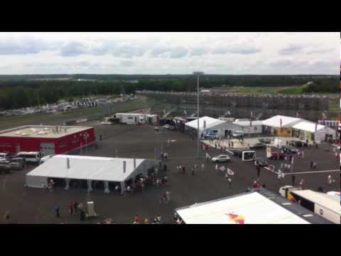 Moscow Raceway Circuit Grand Opening 2012
