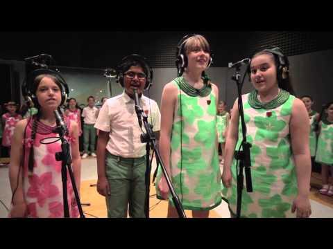 DOREMI DANCE  - OFFICIAL CHILDREN SONG ON  MSC CRUISE SHIPS