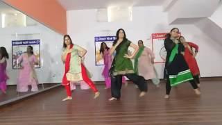 Gud Naal Ishk Meetha | Best Wedding Choreography | Ek Ladki Ko Dekha To Aisa Laga | Amit Aggarwal