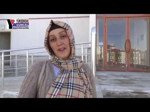 Yüksekova'da TOKİ Anahtar Teslimi heyecanı
