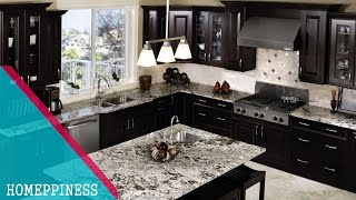 (MUST WATCH) 20+ Modern Stylish Black Kitchen Cabinets Ideas For Modern Home Design