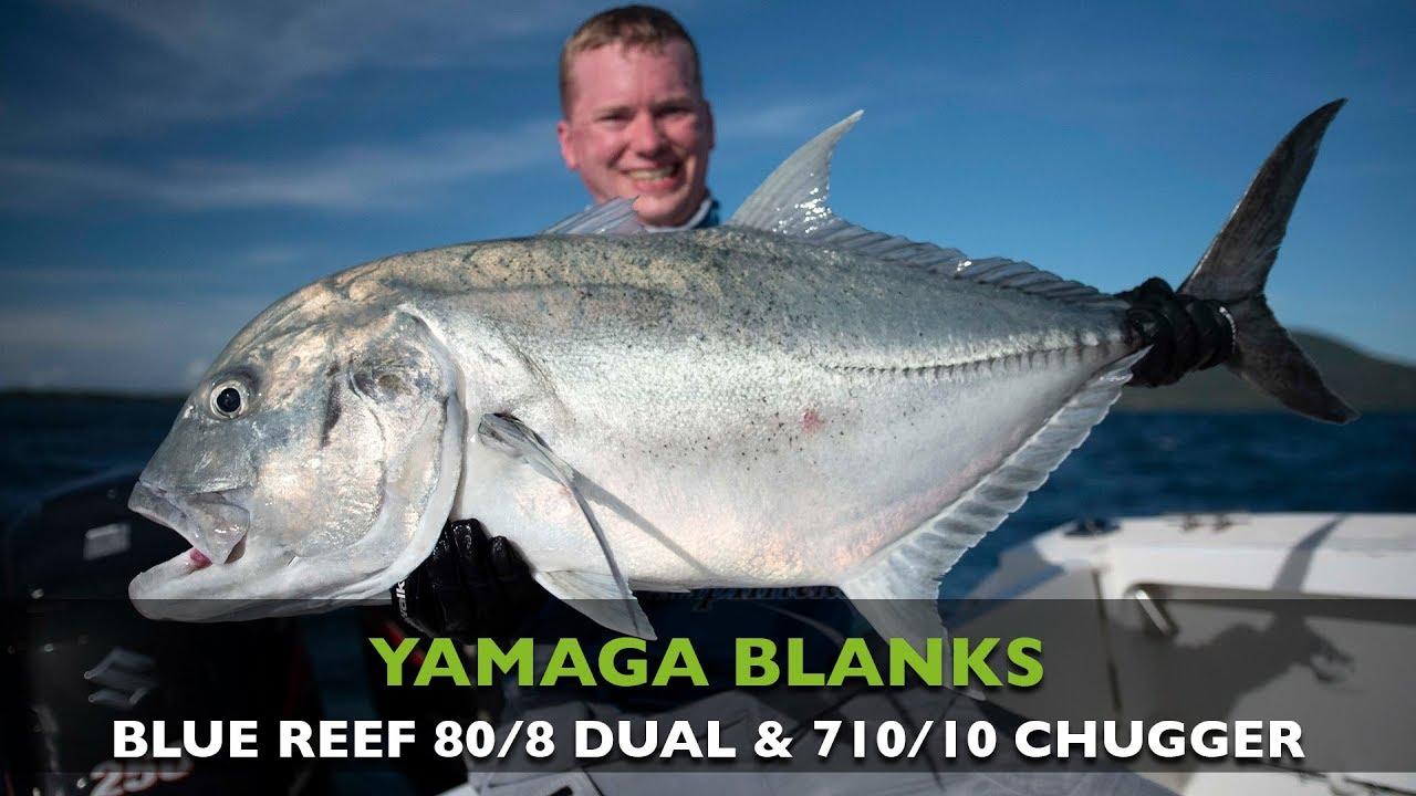 Fabi on Tour: YAMAGA BLANKS - POPPER & STICKBAIT RODS - MADAGASCAR