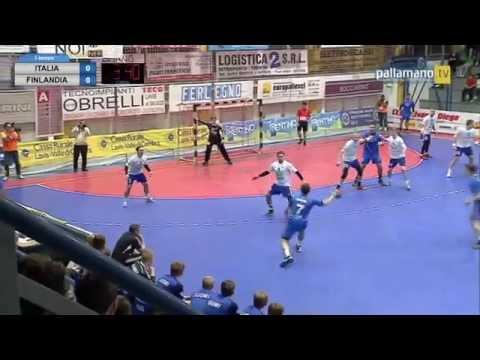 Qualificazioni Mondiali 2017: ITALIA - FINLANDIA