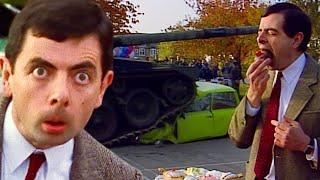 TANK Trouble | Mr Bean Full Episodes | Mr Bean Official