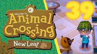 Animal Crossing: New Leaf - Day 39 - Time Capsules!